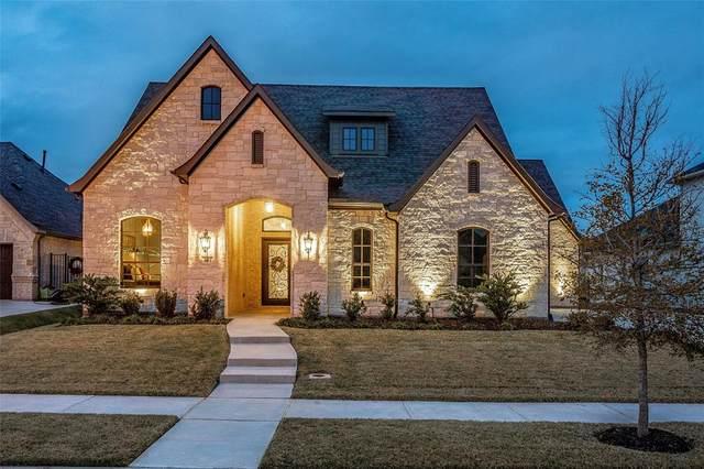 401 Nora, Argyle, TX 76226 (MLS #14476123) :: Frankie Arthur Real Estate