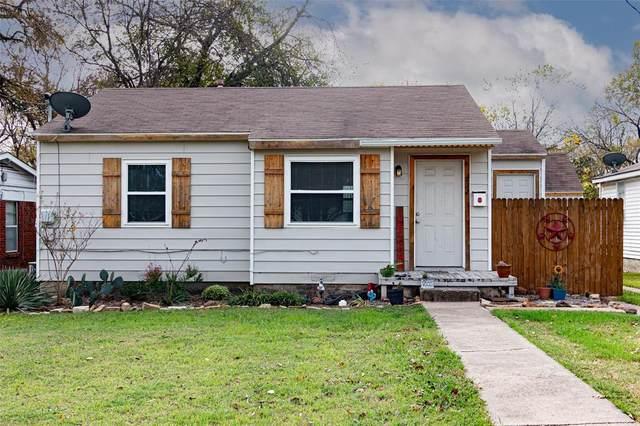 722 Pecan Drive, Mesquite, TX 75149 (MLS #14476138) :: Post Oak Realty