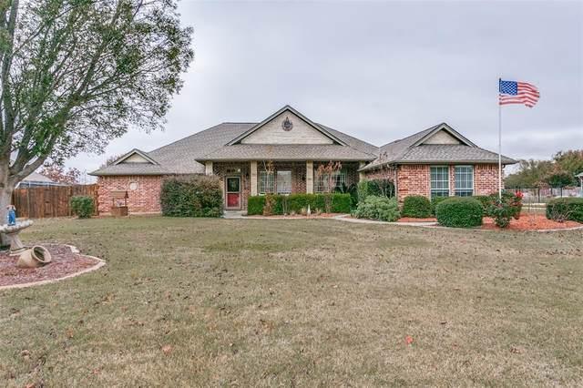 316 Ash Lane, Haslet, TX 76052 (MLS #14476159) :: Frankie Arthur Real Estate
