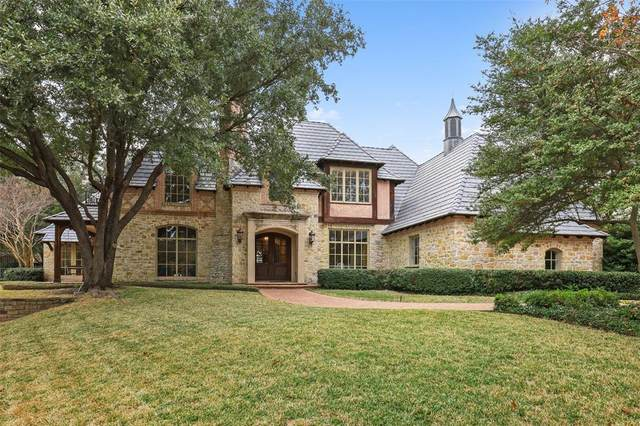 19 Robledo Drive, Dallas, TX 75230 (MLS #14476173) :: Robbins Real Estate Group