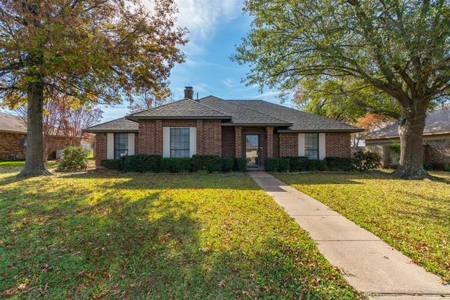 3703 Sunhill Drive, Greenville, TX 75402 (MLS #14476196) :: The Mitchell Group