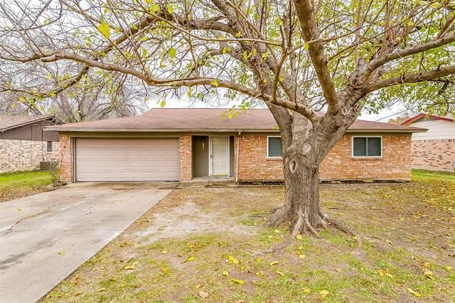 1031 Bryant Street, Benbrook, TX 76126 (MLS #14476206) :: The Rhodes Team
