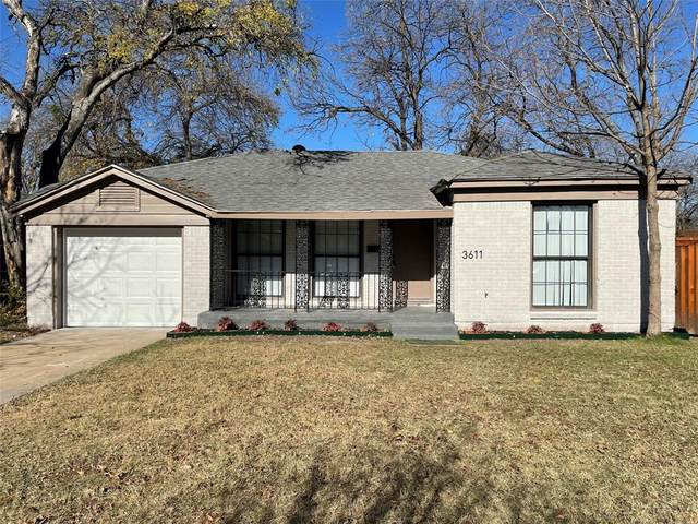 3611 Durango Drive, Dallas, TX 75220 (MLS #14476216) :: Potts Realty Group