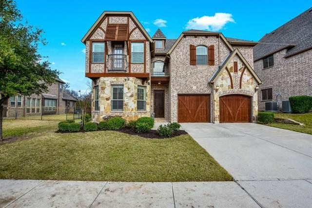 1129 Reese Way, Lantana, TX 76226 (MLS #14476223) :: Frankie Arthur Real Estate