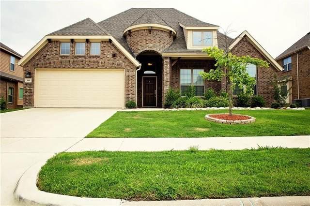 110 Stevenson Drive, Fate, TX 75087 (MLS #14476227) :: RE/MAX Landmark