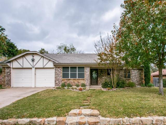 6821 Fair Meadows Drive, North Richland Hills, TX 76182 (MLS #14476240) :: Keller Williams Realty