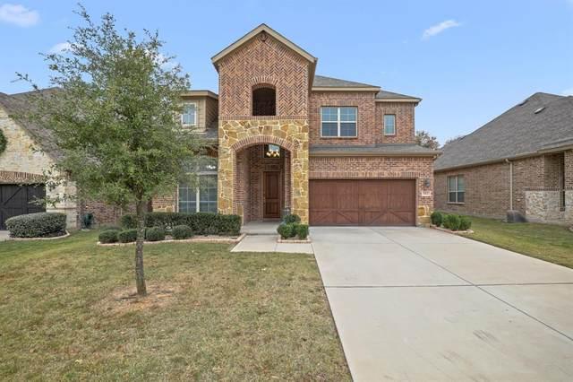 802 Bandelier Lane, Mansfield, TX 76063 (MLS #14476270) :: RE/MAX Pinnacle Group REALTORS