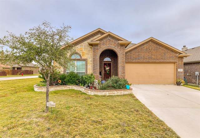 1300 Glen Court, Weatherford, TX 76087 (MLS #14476279) :: Team Tiller