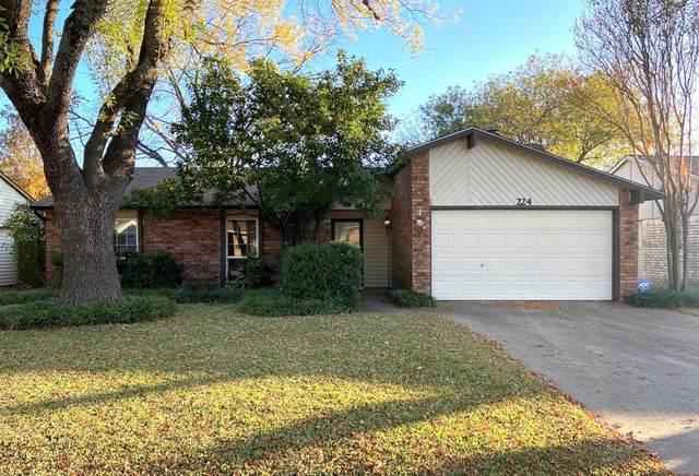 224 Long Canyon Drive, Mesquite, TX 75150 (MLS #14476285) :: Post Oak Realty