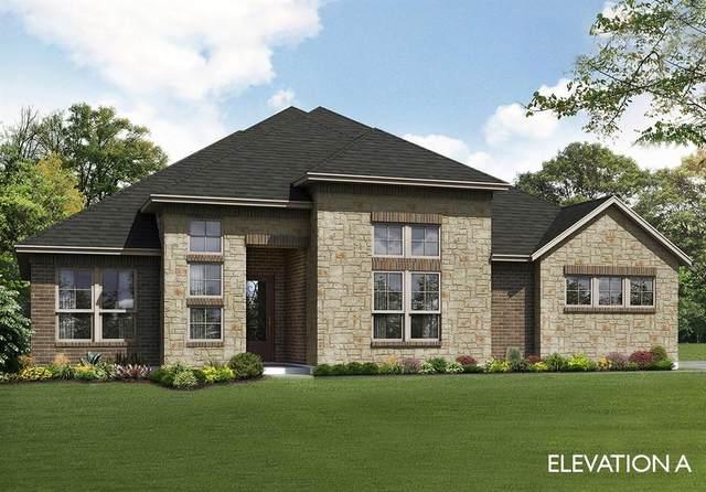 1680 Lakefront Drive, Prosper, TX 75078 (MLS #14476314) :: Premier Properties Group of Keller Williams Realty