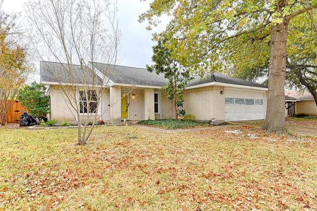 606 Jamestown Drive, Garland, TX 75043 (MLS #14476315) :: Premier Properties Group of Keller Williams Realty