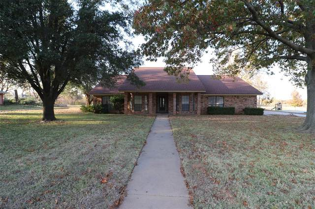 105 Tanglewood Circle, Stephenville, TX 76401 (MLS #14476320) :: Real Estate By Design