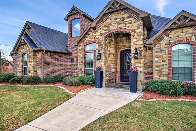 2900 Canyon Creek Drive, Sherman, TX 75092 (MLS #14476335) :: Robbins Real Estate Group