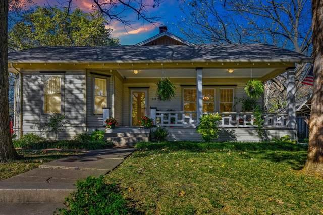 612 W Virginia Street, Mckinney, TX 75069 (MLS #14476336) :: Frankie Arthur Real Estate