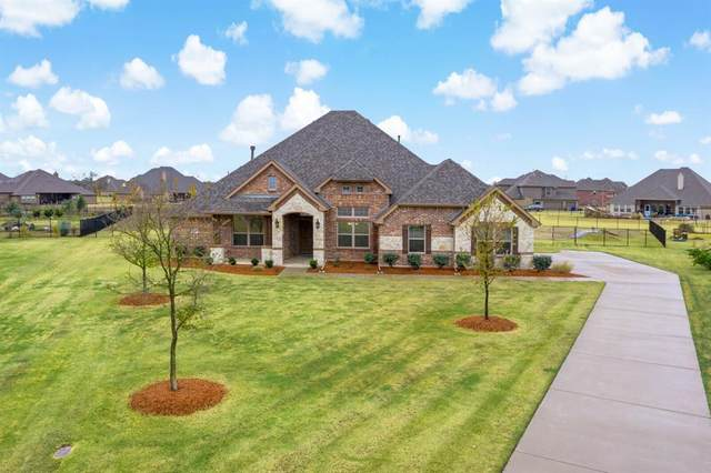 308 Pioneer Court, McLendon Chisholm, TX 75032 (MLS #14476345) :: The Mauelshagen Group