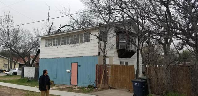 908 W Shaw Street, Fort Worth, TX 76110 (MLS #14476353) :: All Cities USA Realty