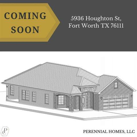 5936 Houghton Avenue, Fort Worth, TX 76107 (MLS #14476368) :: Premier Properties Group of Keller Williams Realty