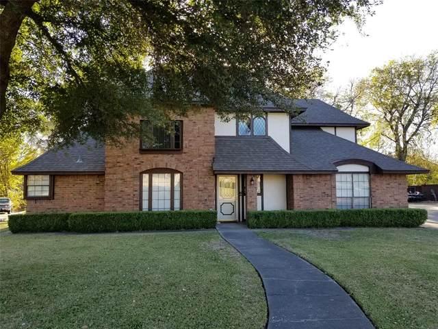 3630 Colosseum Way, Grand Prairie, TX 75052 (MLS #14476404) :: EXIT Realty Elite