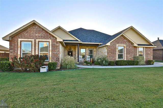 6233 Tradition Drive, Abilene, TX 79606 (MLS #14476437) :: All Cities USA Realty