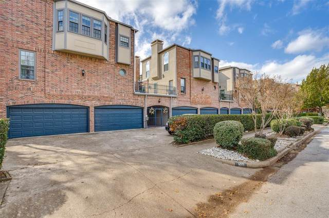 4511 Gilbert Avenue #210, Dallas, TX 75219 (#14476438) :: Homes By Lainie Real Estate Group
