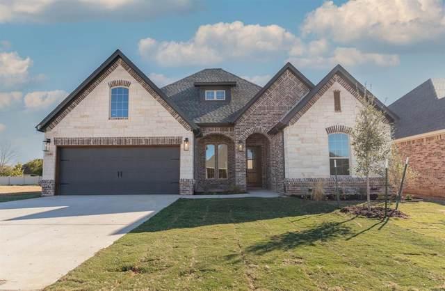 1480 Highland Park Circle, Granbury, TX 76048 (MLS #14476440) :: The Chad Smith Team