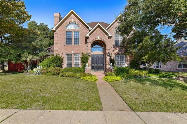900 Blue Jay Lane, Coppell, TX 75019 (MLS #14476488) :: Real Estate By Design