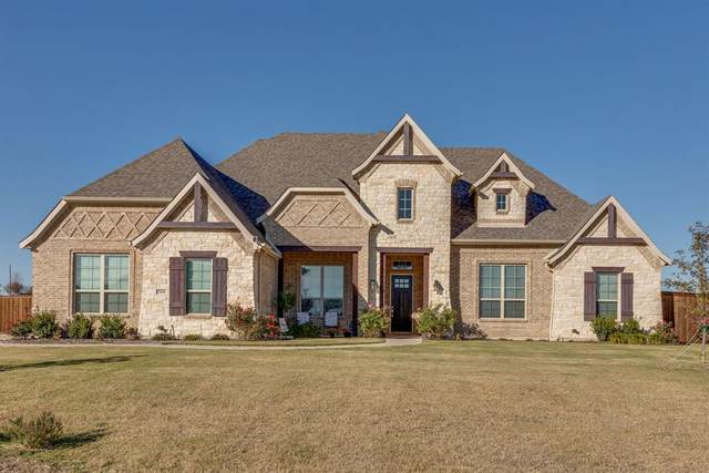 7691 Marks Drive, Waxahachie, TX 75167 (MLS #14476491) :: The Hornburg Real Estate Group