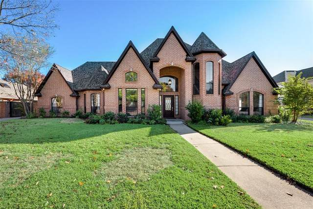 1503 Sweetgum Circle, Keller, TX 76248 (MLS #14476497) :: All Cities USA Realty