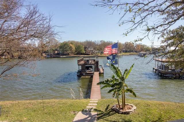 135 Little River Bend, Mabank, TX 75156 (MLS #14476526) :: The Mauelshagen Group