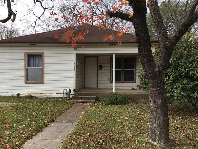 909 N Virginia Street B, Terrell, TX 75160 (MLS #14476540) :: The Heyl Group at Keller Williams