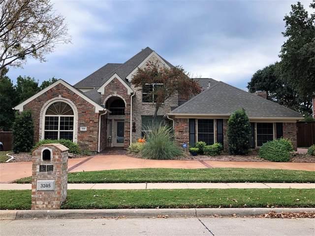 3205 Merrimack Lane, Flower Mound, TX 75022 (MLS #14476555) :: The Rhodes Team