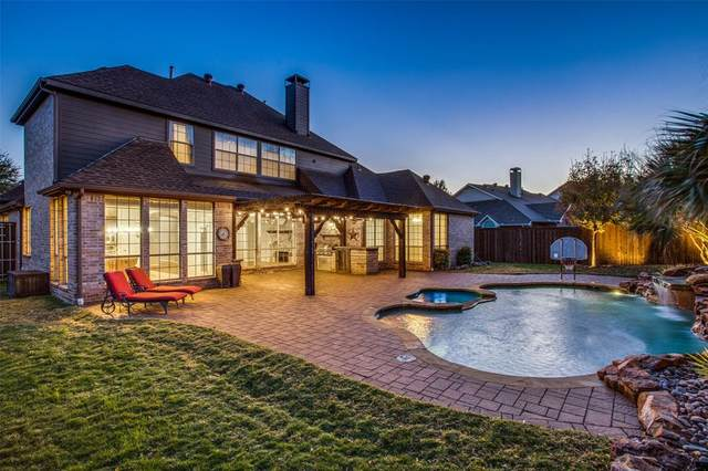 670 Willowview Drive, Prosper, TX 75078 (MLS #14476579) :: Jones-Papadopoulos & Co