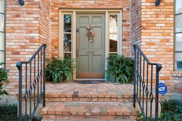 6110 Averill Way 6110C, Dallas, TX 75225 (MLS #14476580) :: The Hornburg Real Estate Group