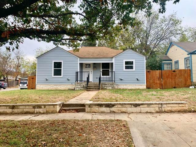 5001 Locke Avenue, Fort Worth, TX 76107 (MLS #14476588) :: Potts Realty Group