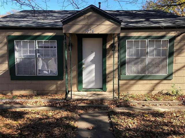 3024 Delaware Trail, Lake Worth, TX 76135 (MLS #14476636) :: Real Estate By Design