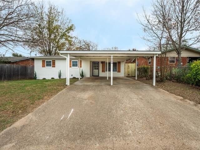 1350 W Groesbeck Street, Stephenville, TX 76401 (MLS #14476640) :: The Mauelshagen Group