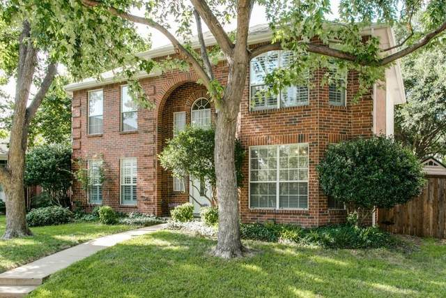 7825 Hardwick Court, Plano, TX 75025 (#14476650) :: Homes By Lainie Real Estate Group