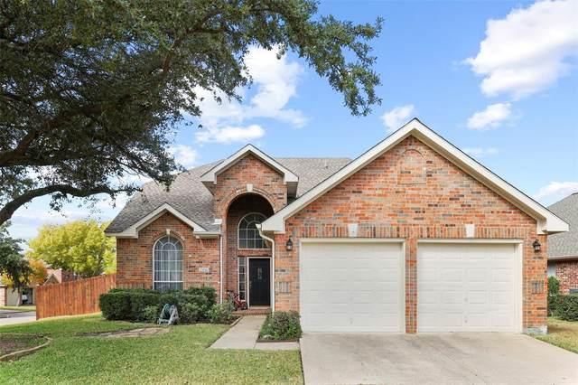 3716 Dresage Lane, Flower Mound, TX 75022 (MLS #14476659) :: EXIT Realty Elite