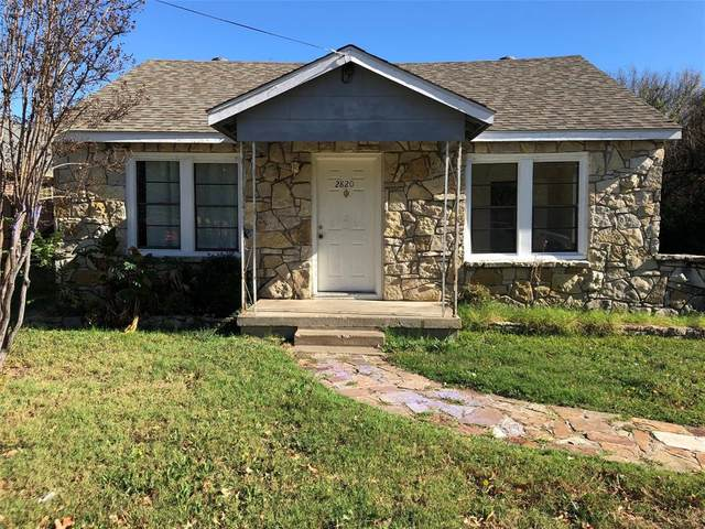 2820 Delaware Trail, Lake Worth, TX 76135 (MLS #14476688) :: Real Estate By Design