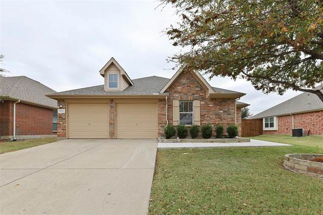 2612 Cascade Cove Drive, Little Elm, TX 75068 (MLS #14476691) :: Real Estate By Design