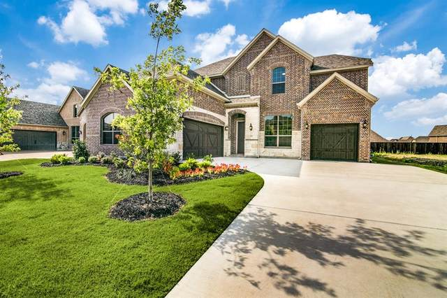 1033 Amber Knoll Drive, Rockwall, TX 75087 (MLS #14476693) :: Premier Properties Group of Keller Williams Realty