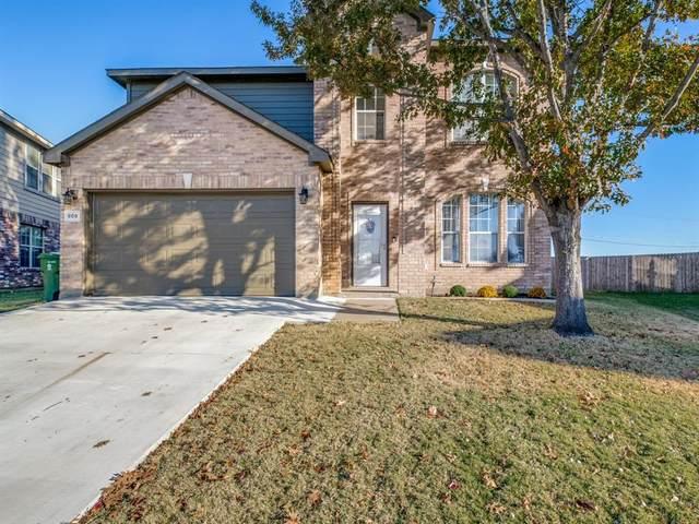 809 Pryor Drive, Arlington, TX 76001 (MLS #14476694) :: Trinity Premier Properties