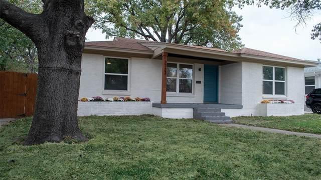 3723 Hawick Lane, Dallas, TX 75220 (MLS #14476722) :: Robbins Real Estate Group
