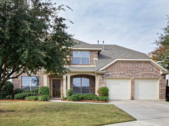 15501 Burwood Court, Fort Worth, TX 76262 (MLS #14476730) :: Keller Williams Realty
