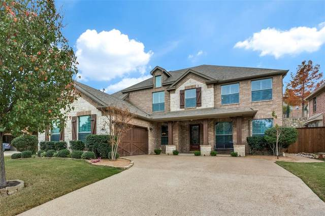 408 Misty Ridge Drive, Keller, TX 76248 (MLS #14476732) :: The Mauelshagen Group