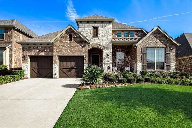 7504 Calhoun Cove, Mckinney, TX 75071 (MLS #14476739) :: The Mauelshagen Group