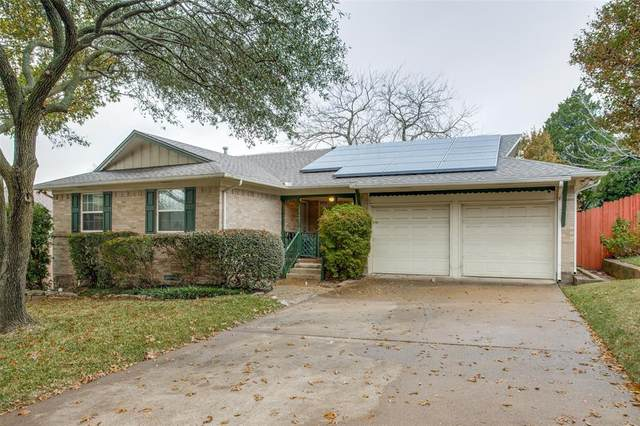 10731 Palace Way, Dallas, TX 75218 (MLS #14476749) :: The Tierny Jordan Network