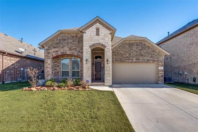 4005 Gennaker Drive, Denton, TX 76210 (MLS #14476752) :: The Mauelshagen Group