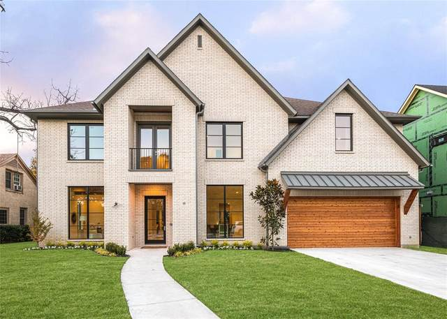 6909 Kenwood Avenue, Dallas, TX 75214 (MLS #14476767) :: The Kimberly Davis Group
