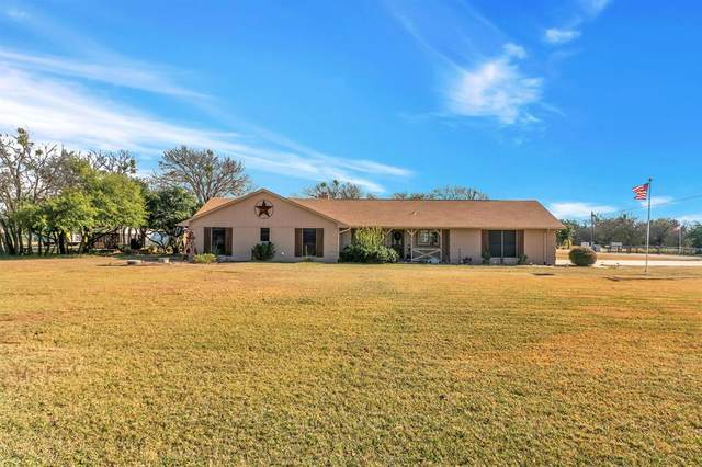 513 Big Creek Road, Willow Park, TX 76087 (MLS #14476779) :: The Star Team | JP & Associates Realtors